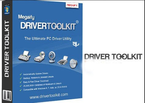 Driver Toolkit 8.5 Crack Patch with License Key 2019 Latest Version Free