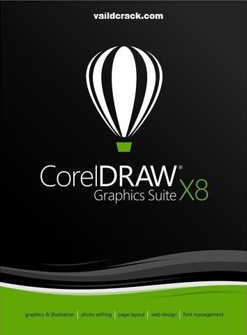 CorelDraw X8 Crack + Serial Number 2020 Torrent Full Version