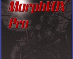MorphVOX Pro 4.4.78 Crack plus Serial Key 2019 Free Download