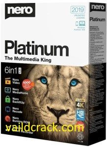 Nero Platinum 2020 Crack with Serial Number Full Updated Version