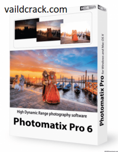 Photomatix Pro 6.1.1 Crack with Serial Key 2020 Download (Win+Mac)
