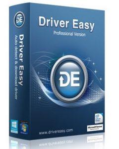 DriverEasy Professional 5.6.12.37077 Crack + License Key 2020