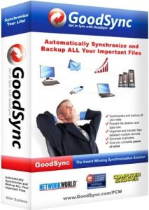 GoodSync Enterprise v10.10.0.0 Crack Multilingual (2020) Latest