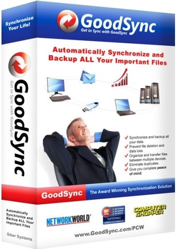GoodSync Enterprise v10.10.0.0 Crack Multilingual (2020) Latest