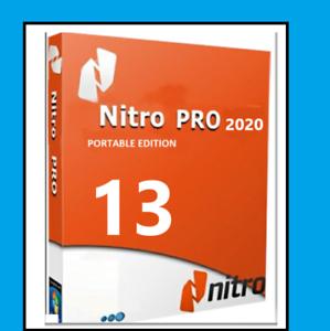 Nitro Pro 13.6.0.108 Crack with Keygen (2020) Torrent