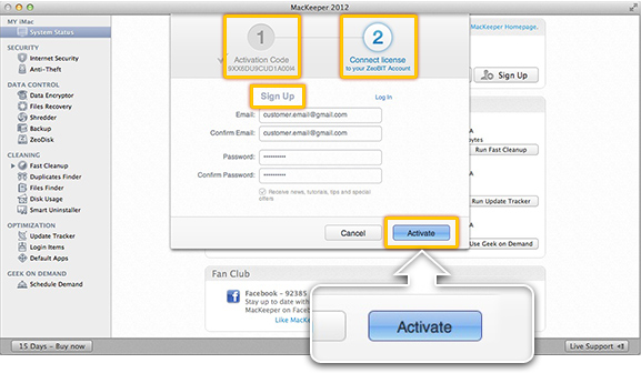 Mackeeper 3.30 Crack with Activation Code (2020) Latest
