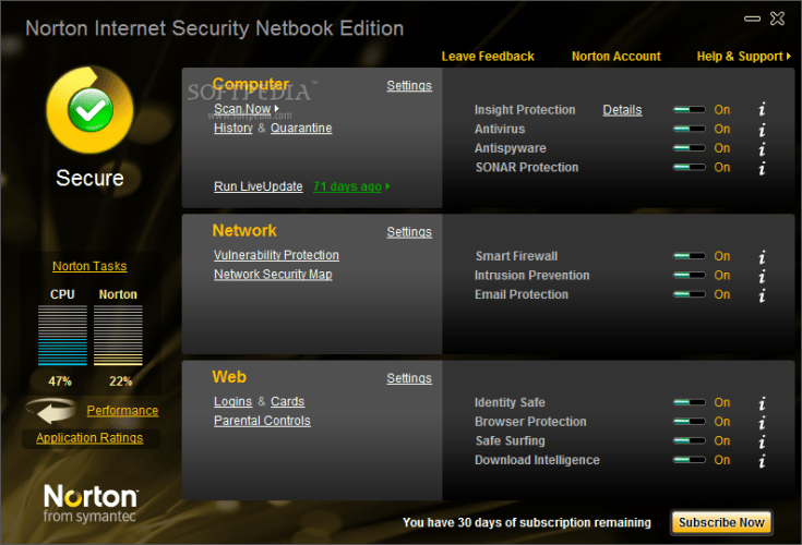 Norton Internet Security 2020 Crack + Product Key Till 2025 Full