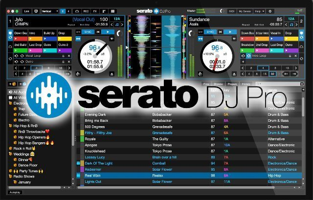 Serato DJ Pro 2.3.2 Crack with Activation Code 2020 (Win+Mac)
