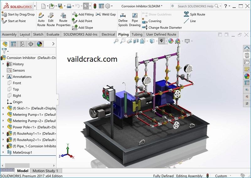 SolidWorks 2020 Crack Activator + Serial Number (64 Bit) Latest