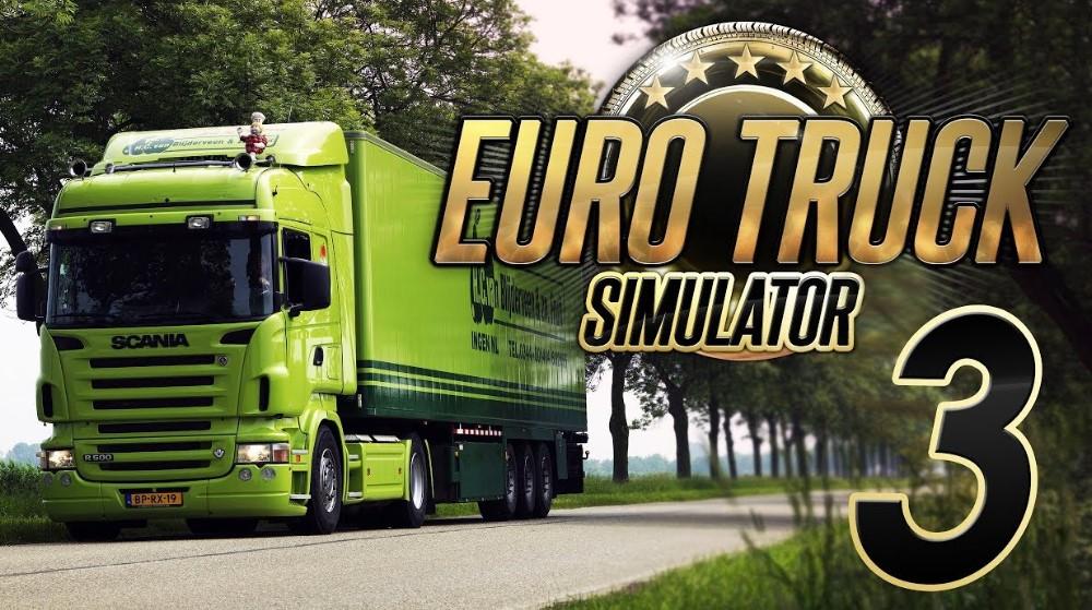 Euro Truck Simulator 3 Crack + Activation Key 2020 Torrent Download