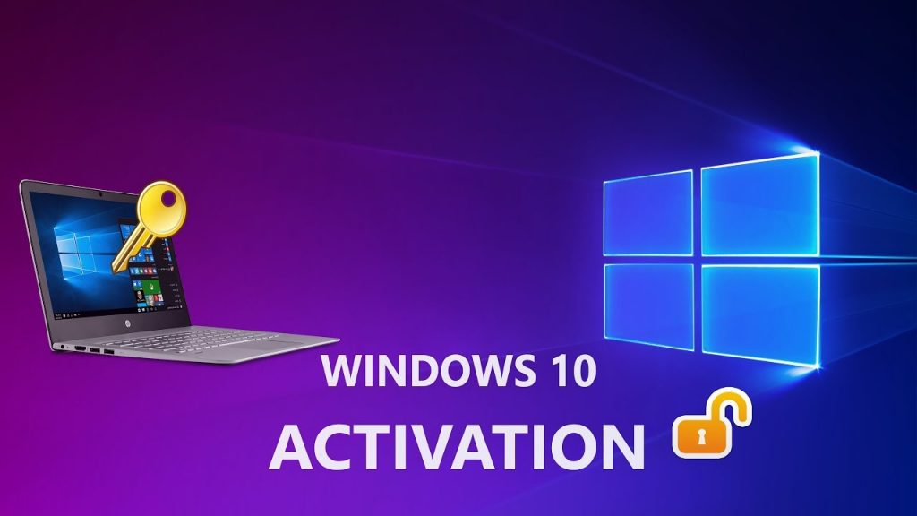 Activate Windows 10 with 2 Ways 100% Working Free {for 32&64 Bit}