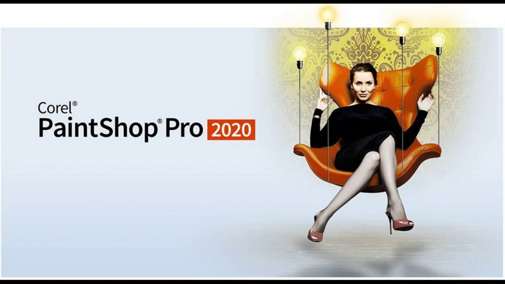 Corel PaintShop Pro 2020 Ultimate 22.0.0.132 Crack + Keygen Updated