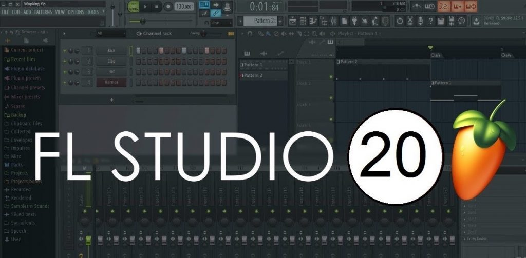 FL Studio 20.6.0.1458 Crack + Reg Key 2020 Torrent Free Download