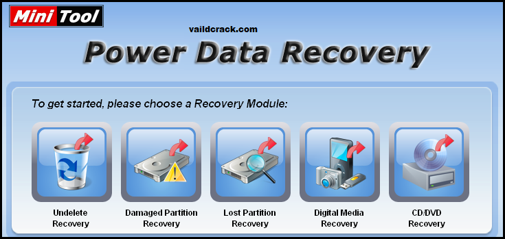 MiniTool Power Data Recovery 8.8 Crack & Serial Key Torrent 2020