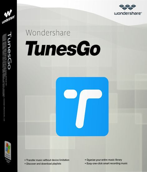 Wondershare TunesGo 9.8.3.47 Crack + Registration Code 2020