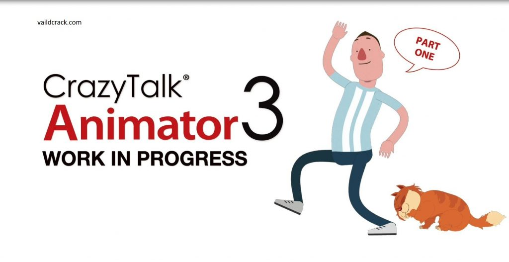 CrazyTalk Animator 3.31.3514.2 Crack with Serial Key 2020 (Tested)
