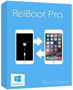 Tenorshare ReiBoot Pro 7.3.2.1 Crack with Registration Code 2020 Latest