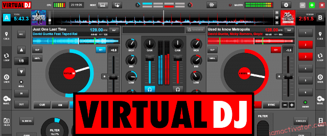Virtual DJ Pro 2020 Crack + License Key Latest for Lifetime
