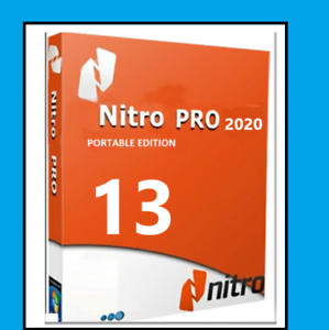 Nitro Pro 13.6.0.108 Crack with Keygen (2020) Torrent