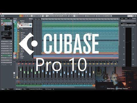 Cubase Pro 10.5.5 Crack + Keygen 2020 (Torrent) Updated