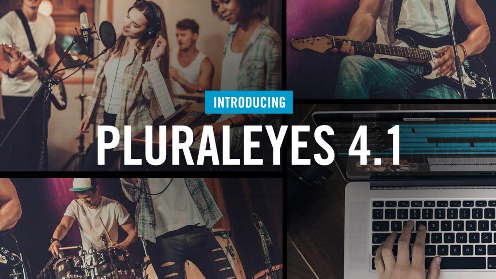 PluralEyes 4.1.8 Crack + Keygen 2020 Full Version