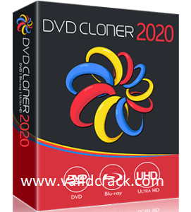 DVD-Cloner 2020 Build 1455 License Key