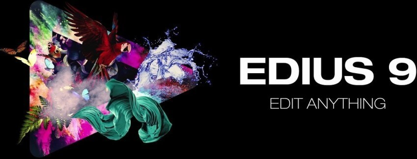 EDIUS Pro 9.50 Crack
