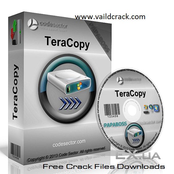 TeraCopy Pro 3.3 Full Crack