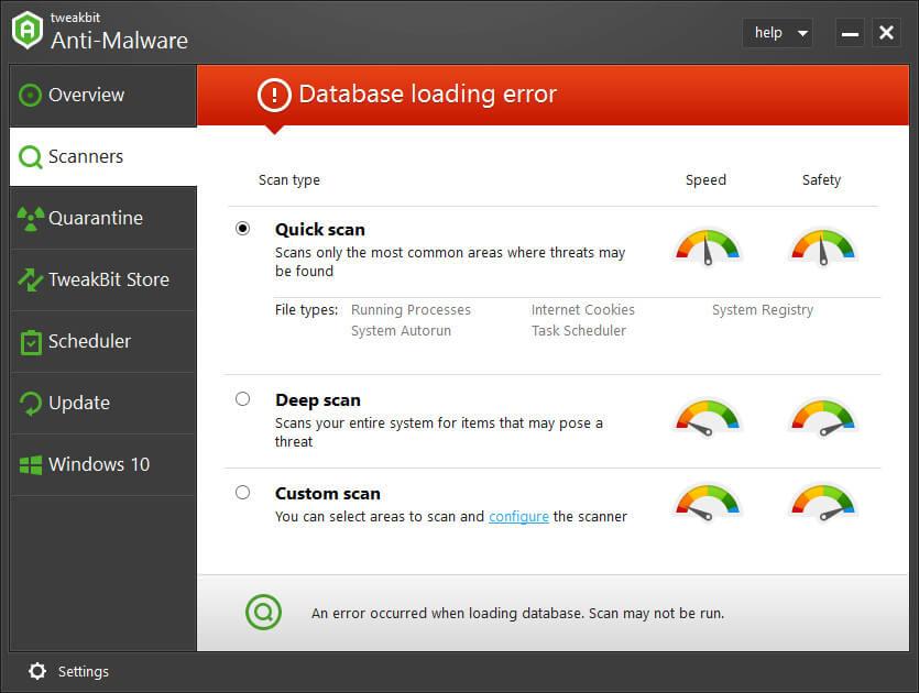 TweakBit Anti-Malware 2.2.1.3 Crack