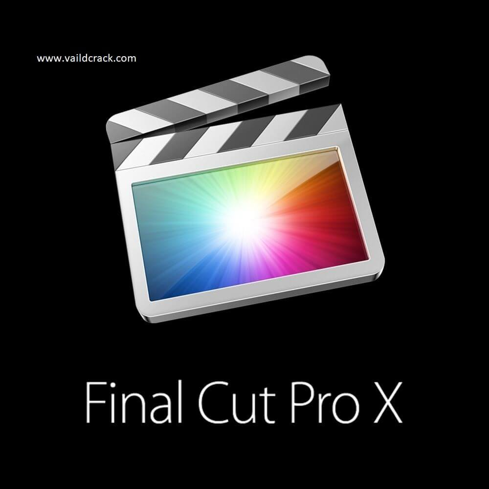 Final Cut Pro X 10.4.8 Crack with Key Full Torrent 2020