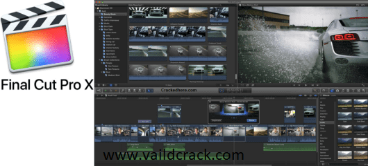 Final Cut Pro X 10.4.8 Crack with Key Full Torrent