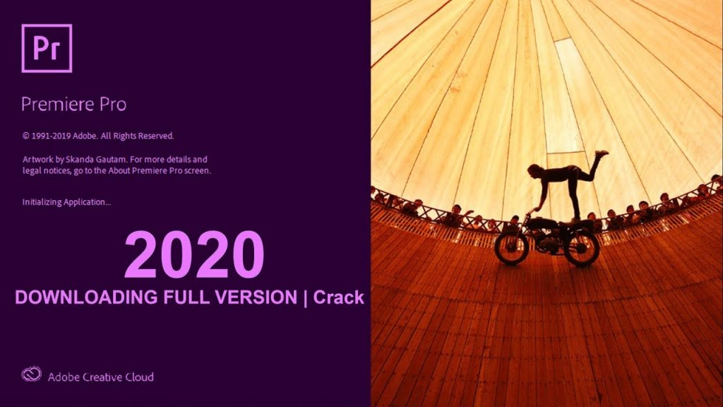 Adobe Premiere Pro 2020 Crack v14.1 Pre Activated full Download