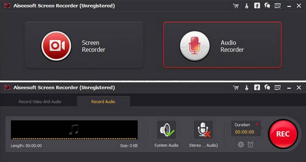 Aiseesoft Screen Recorder 2.1.80 incl Crack & Registration Code