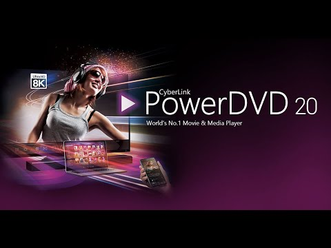 CyberLink PowerDVD Ultra 20.0.1519.62 Crack & Full Keygen (Latest)
