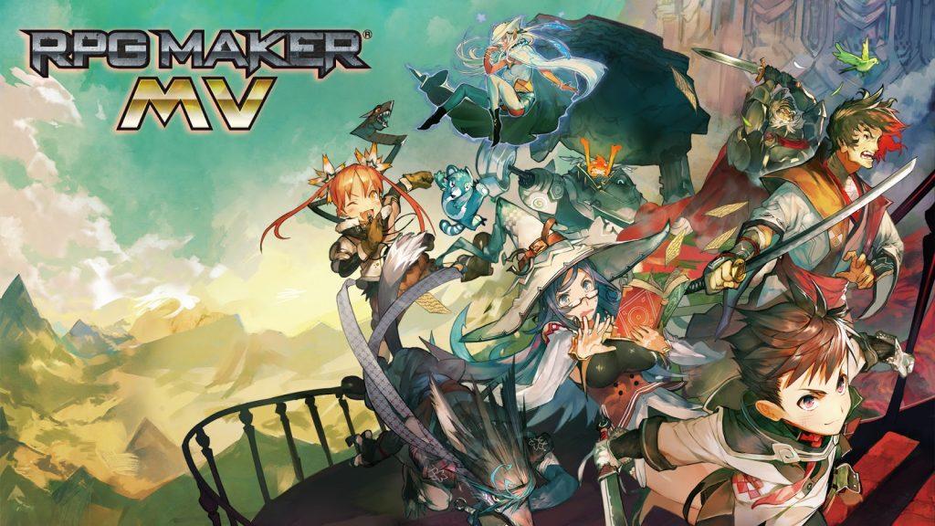 RPG Maker MV 1.6.2 Crack Incl DLC Pack 2020 Latest Download