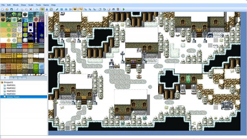 RPG Maker MV 1.6.2 Crack Incl DLC Pack 2020 Latest Free Download