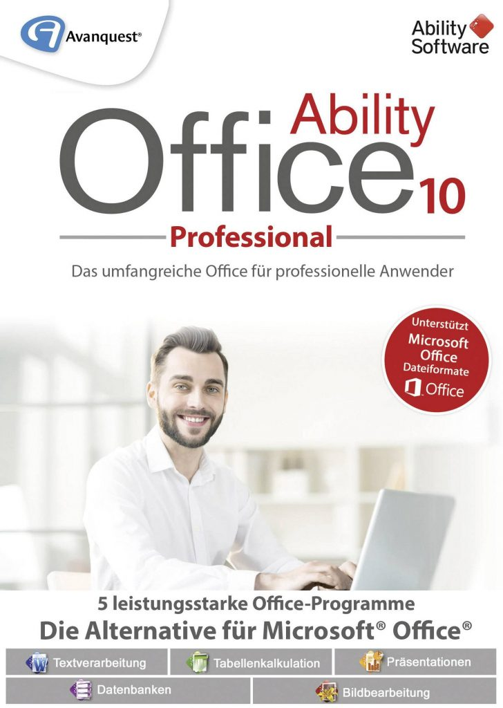 Ability Office Professional 10.0.3 Crack Full Pre-Patched Download
