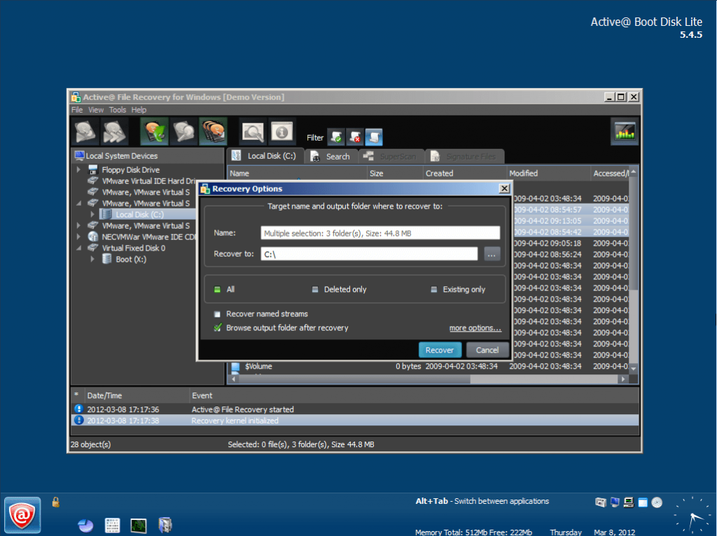 Active File Recovery 20.0.5 With Crack Download