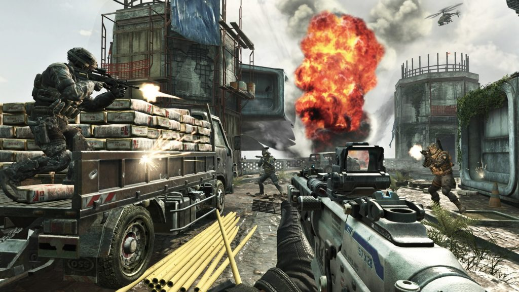 Call Of Duty Black Ops II Crack for Mac Edition Download