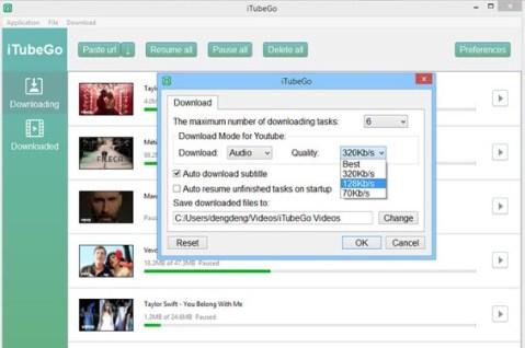 iTubeGo YouTube Downloader 4.3.5 Crack + Serial Key [Latest] 2021
