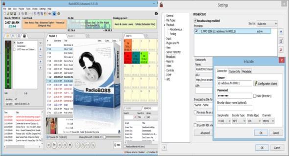 RadioBoss 6.0.5.5 Crack + Serial Key (2021) Free Download