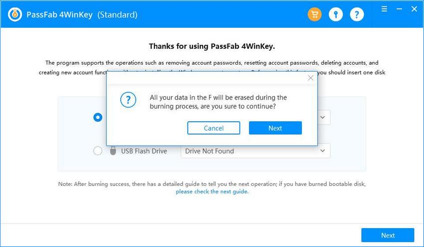 PassFab 4WinKey Ultimate Crack 7.2.0 + Keygen [Latest] 2021