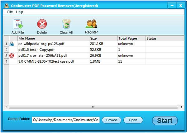 Coolmuster PDF Password Remover 2.1.10 Crack + Key (2021)