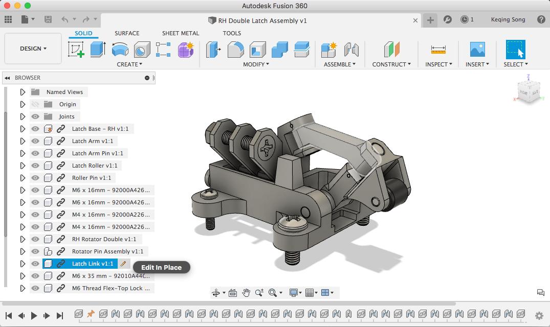 Autodesk Fusion 360 Crack 2.0.10564 + Serial Key Full [2022]
