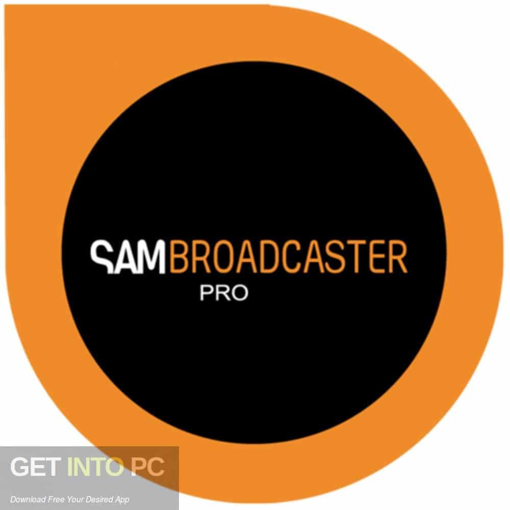 SAM Broadcaster Pro 2021.4 Crack + Serial Full 2022 [Latest]
