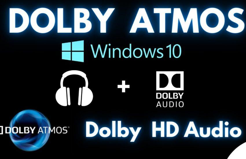 Dolby Atmos Crack For PC/Windows + Premium [32/64Bit] 2022
