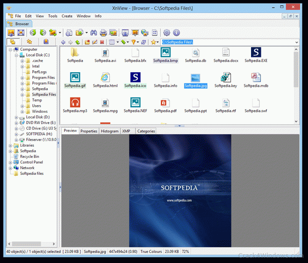 XnView Crack 2.51.1 + Serial Key 2022 [Latest] Full Version
