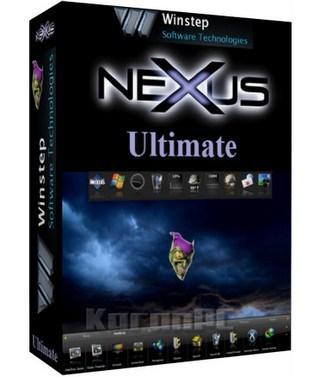 Winstep Nexus Ultimate Crack 20.16 + Serial Key Full [Latest] 2022