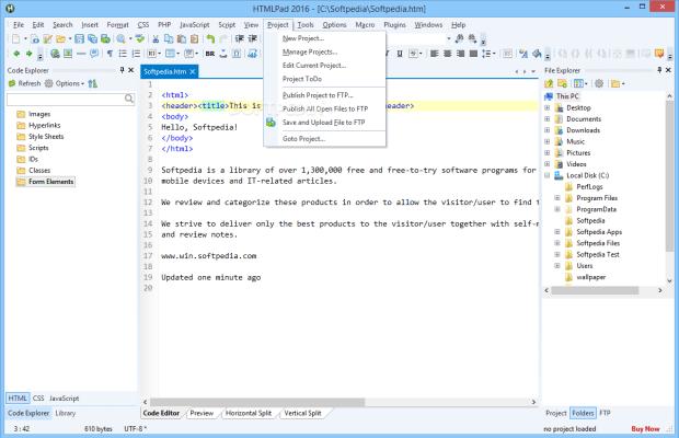 Blumentals HTMLPad Crack 16.3.0.246 + Activation Key Full [Latest] 2022